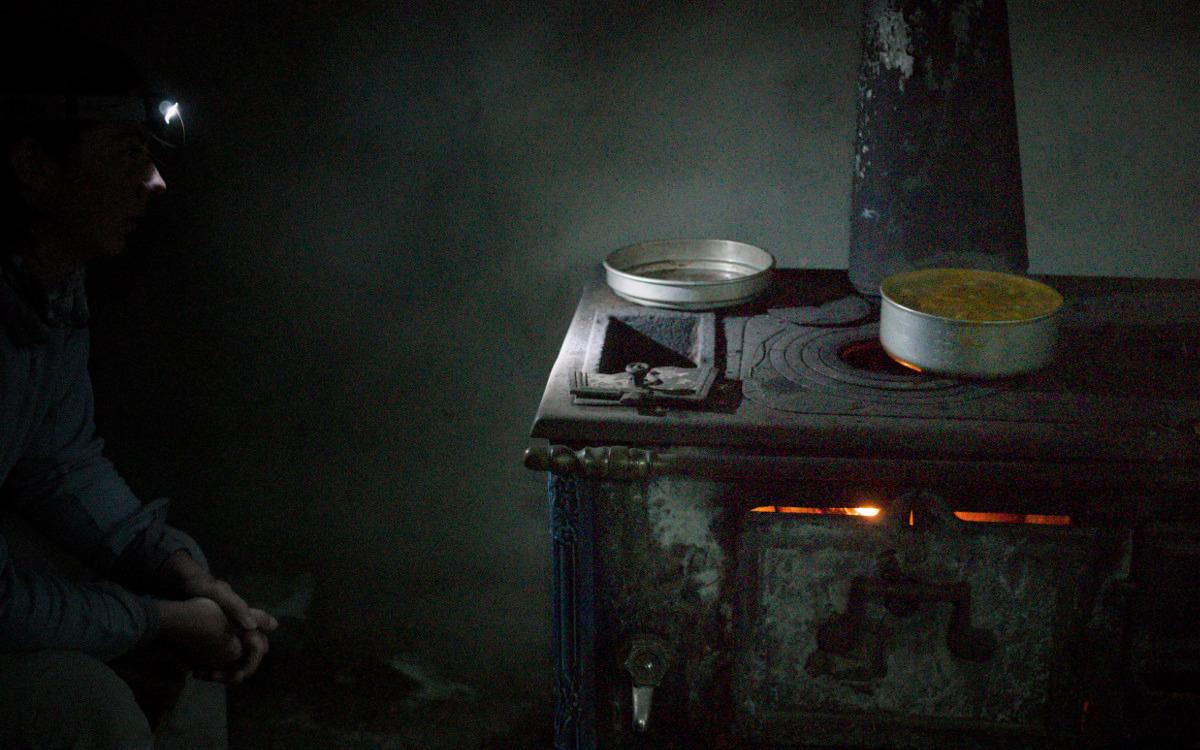 Le Diots-potage: cuisson